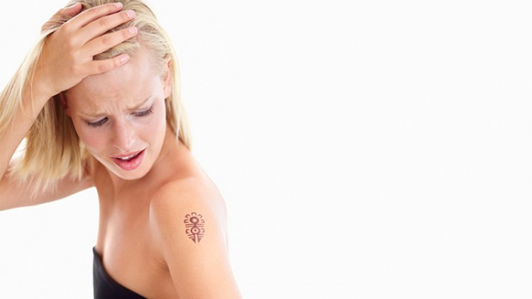 Hate Your Tattoo? Here Are 3 Things You Can Do